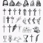 Písmo - symboly